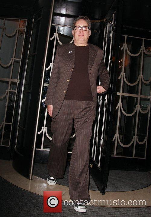 Vic Reeves  BBC Radio Times Cover Awards...