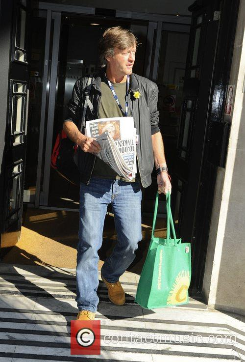 Richard Madley  leaving the BBC Radio 2...