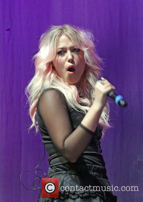 Amelia Lily, Radio City Live and Liverpool Echo Arena 6