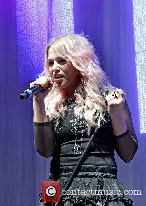 Amelia Lily, Radio City Live and Liverpool Echo Arena 5