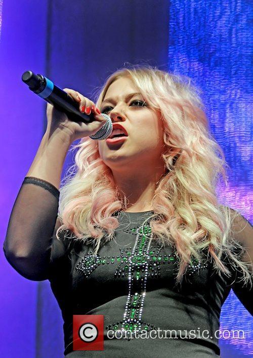 Amelia Lily, Radio City Live and Liverpool Echo Arena 16