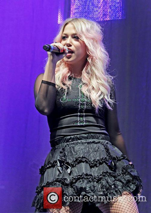 Amelia Lily, Radio City Live and Liverpool Echo Arena 4