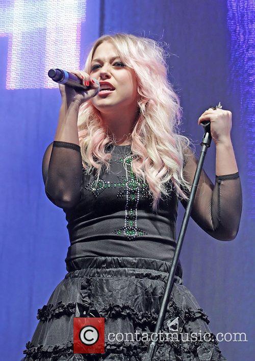 Amelia Lily, Radio City Live and Liverpool Echo Arena 12