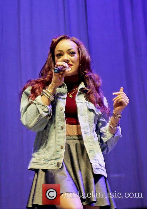 Karis Anderson, Stooshe and Liverpool Echo Arena 1