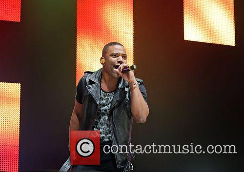 Oritse Williams and Liverpool Echo Arena 2