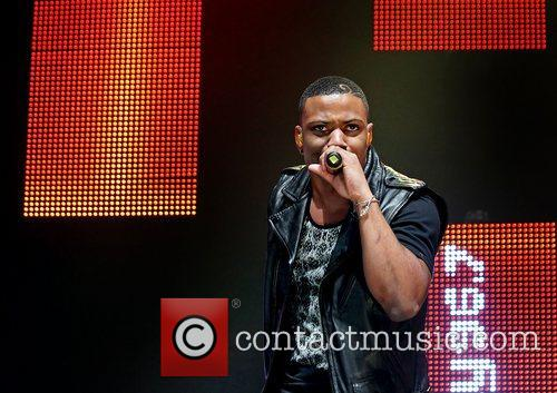 Oritse Williams and Liverpool Echo Arena 3