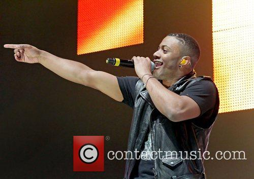 Oritse Williams and Liverpool Echo Arena 1