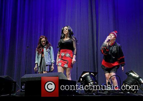 Stooshe and Liverpool Echo Arena 2
