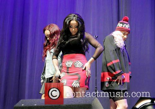 Stooshe and Liverpool Echo Arena 3
