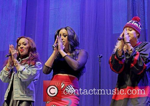 Stooshe and Liverpool Echo Arena 4