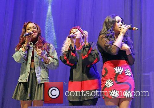 Stooshe and Liverpool Echo Arena 1