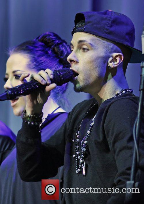 Dappy, Ed Sheeran and Liverpool Echo Arena 7