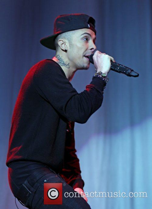 Dappy, Ed Sheeran and Liverpool Echo Arena 2