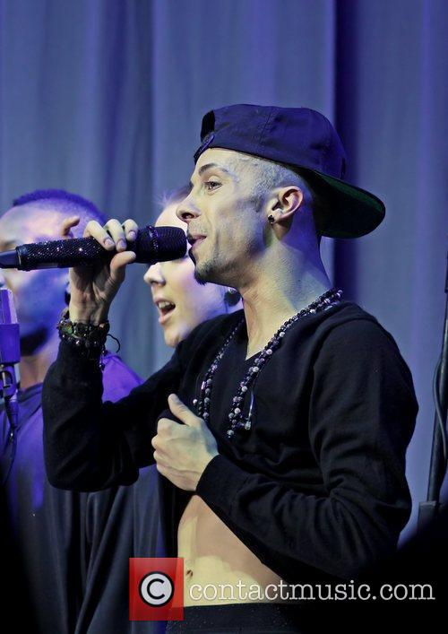 Dappy and Liverpool Echo Arena 3