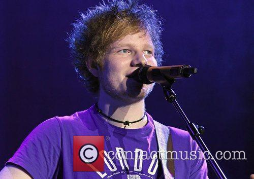 Ed Sheeran and Liverpool Echo Arena 1