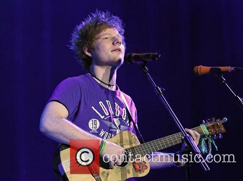 Ed Sheeran and Liverpool Echo Arena 6