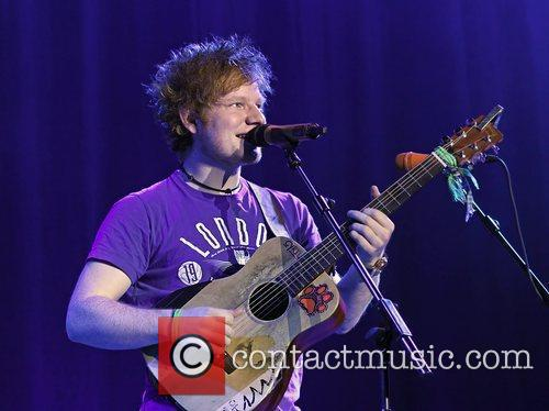 Ed Sheeran and Liverpool Echo Arena 11
