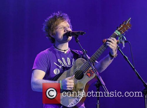 Ed Sheeran and Liverpool Echo Arena 7