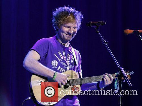 Ed Sheeran and Liverpool Echo Arena 9