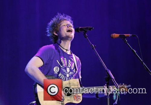 Ed Sheeran and Liverpool Echo Arena 14