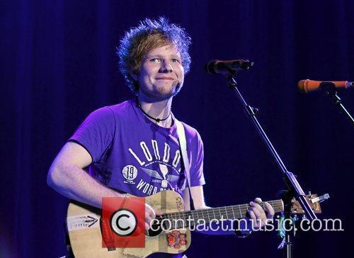 Ed Sheeran and Liverpool Echo Arena 13