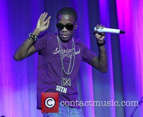 Tinchy Stryder and Liverpool Echo Arena 6