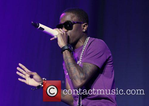 Tinchy Stryder and Liverpool Echo Arena 1