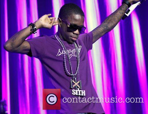 Tinchy Stryder and Liverpool Echo Arena 7