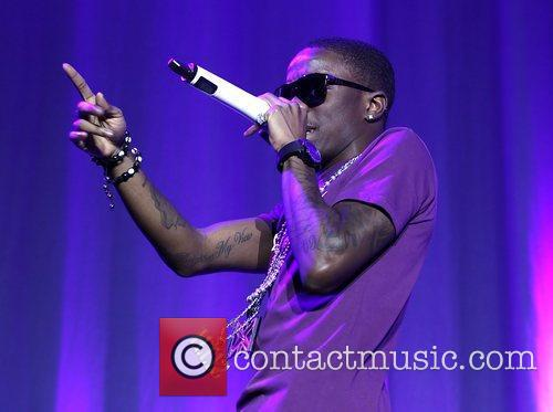 Tinchy Stryder and Liverpool Echo Arena 4