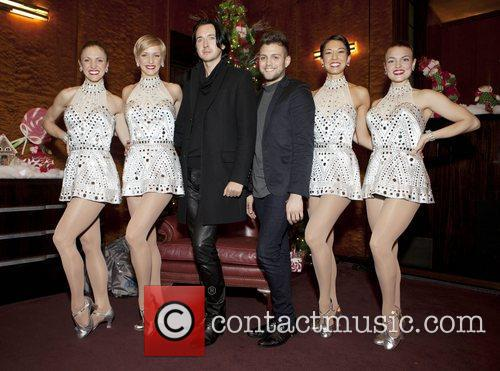 Alina Duncan, Mary Cavett, Dmitry Sholokhov, K, Christopher Palu, T. Wilson, Naomi Kakuk and Radio City Music Hall 3