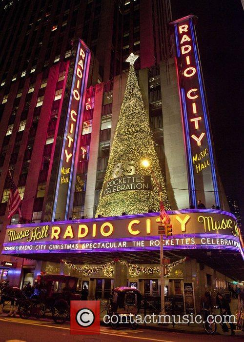 Radio City Christmas Spectacular Opening Night at Radio...