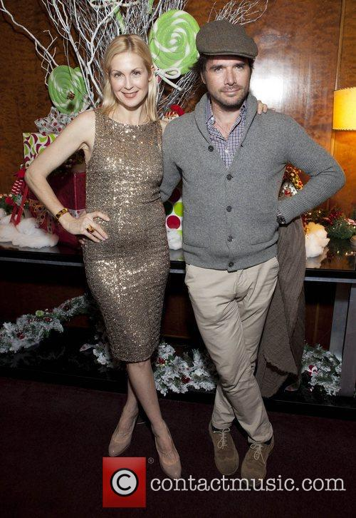 Kelly Rutherford, Mathew Settle and Radio City Music Hall 2