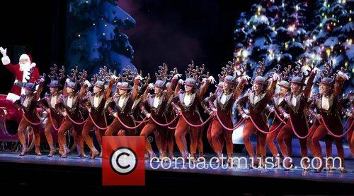 Rockettes and Radio City Music Hall 4
