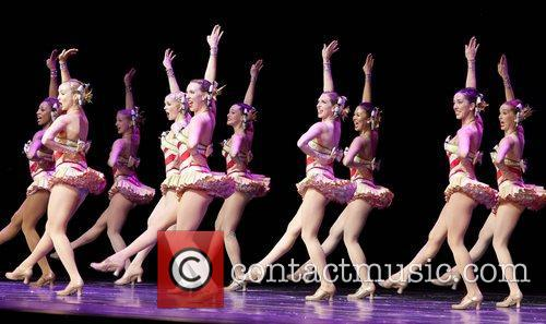 Rockettes and Radio City Music Hall 6