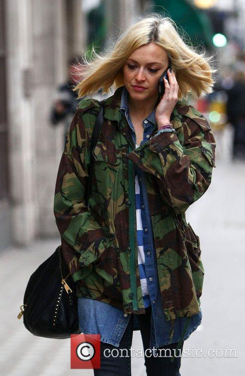 fearne cotton at the bbc radio 1 3814332