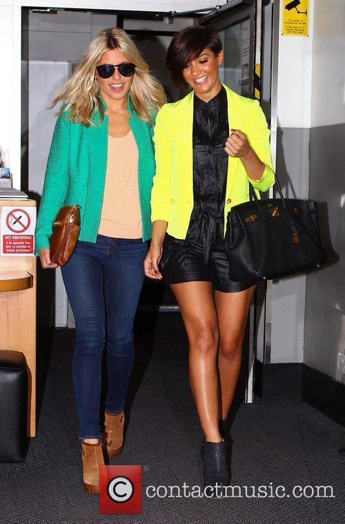 mollie king and frankie sandford from the 3868181