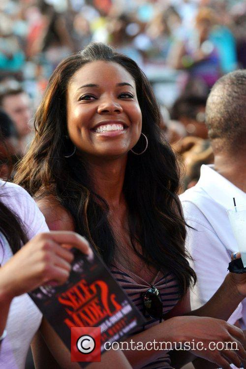 gabrielle union attends the radio one festival 5875417
