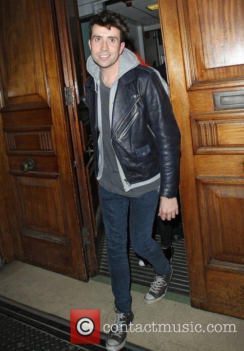 Nick Grimshaw leaving Radio 1 after presenting his...