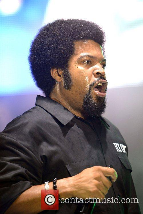 ice cube performs at the radio one 5875525