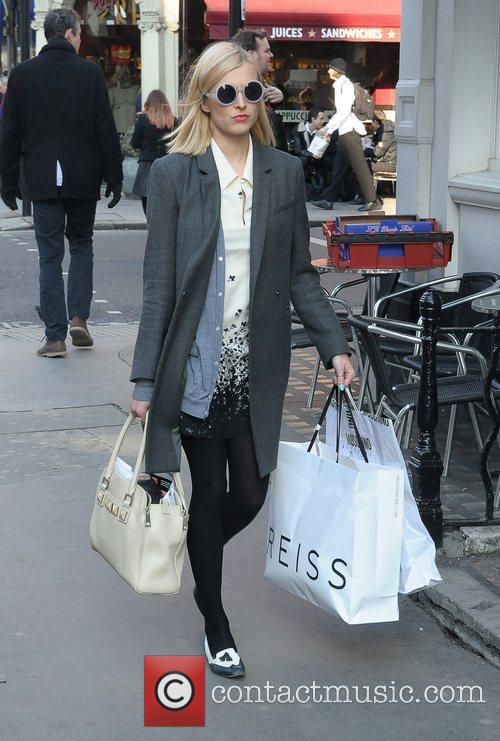 Fearne Cotton  leaving the BBC Radio One...
