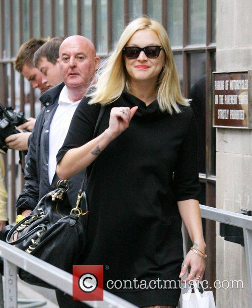 fearne cotton at the bbc radio 1 4069700