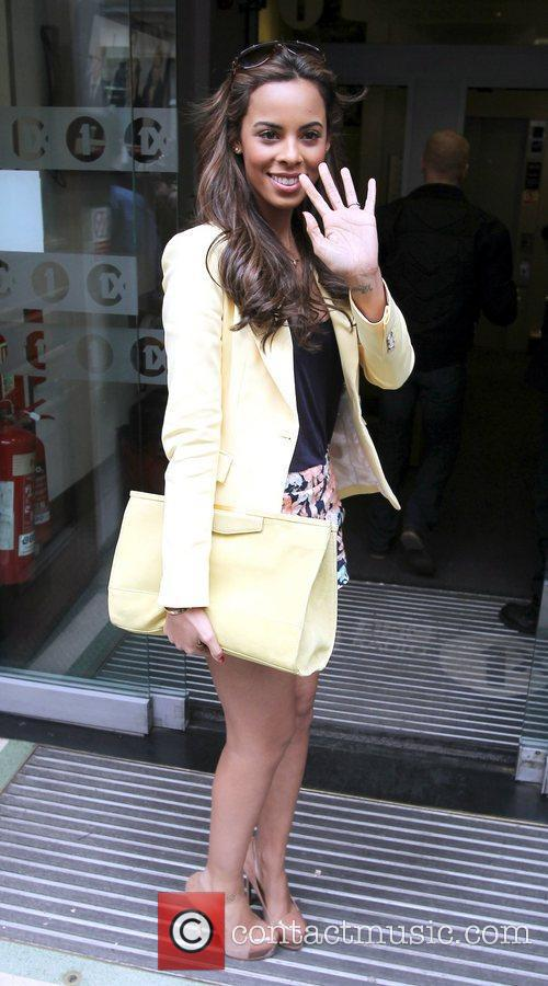 Rochelle Wiseman and The Saturdays 8