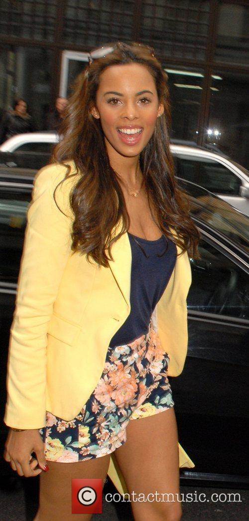 Rochelle Wiseman and The Saturdays 20