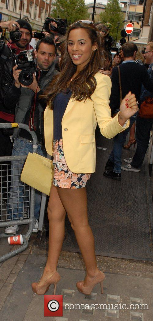 Rochelle Wiseman and The Saturdays 22