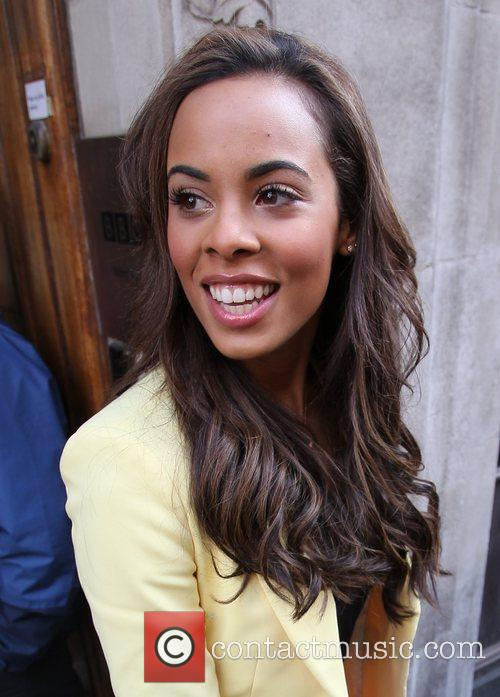 Rochelle Wiseman and The Saturdays 9
