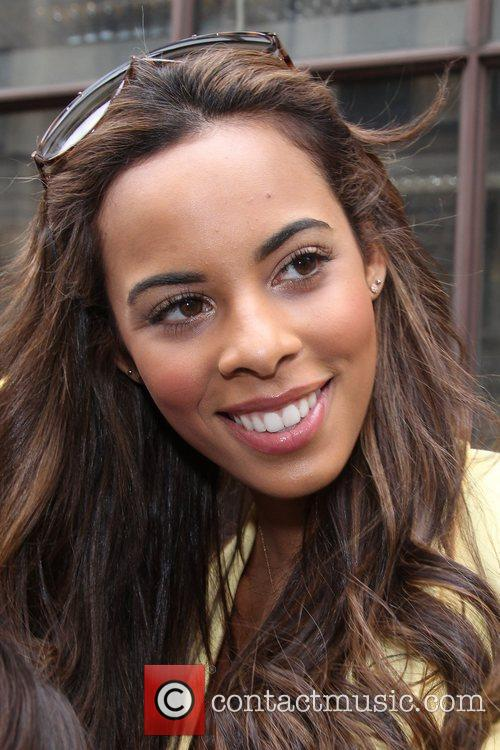 Rochelle Wiseman and The Saturdays 12