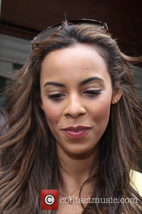 Rochelle Wiseman and The Saturdays 14