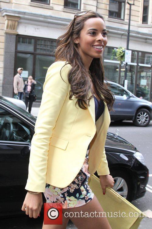 Rochelle Wiseman and The Saturdays 15
