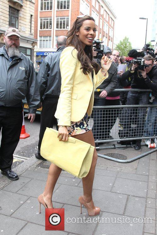 Rochelle Wiseman and The Saturdays 17