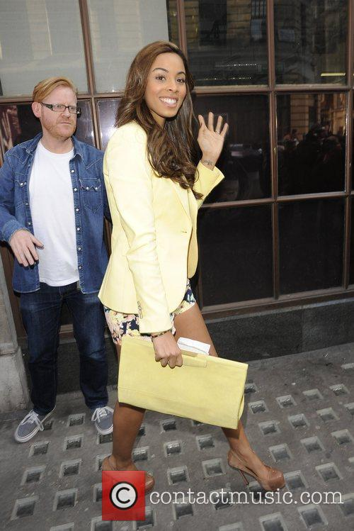 Rochelle Wiseman and The Saturdays 19